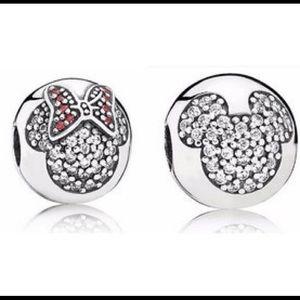 Pandora Sterling Silver Charm Bead